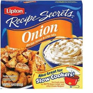 Lipton Onion Soup Mix Recipe
