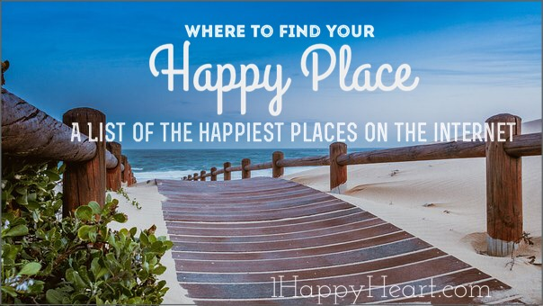 Some of the happiest places on the Internet